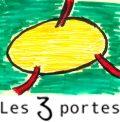 Logo 3 portes complet